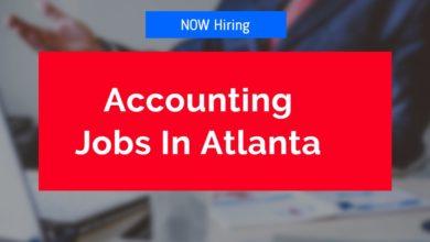 Accounting Jobs in Atlanta