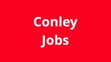 Jobs in Conley GA