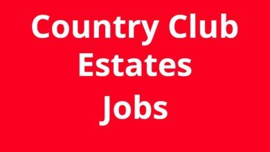 Jobs in Country Club Estates GA