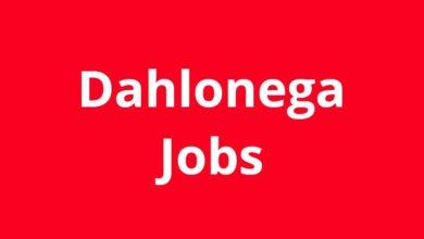 Jobs in Dahlonega GA