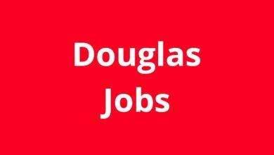 Jobs in Douglas GA