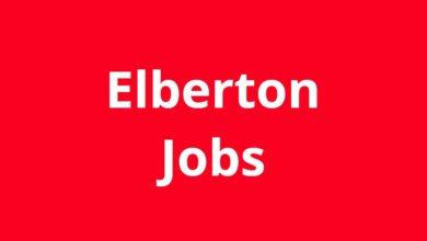 Jobs in Elberton GA