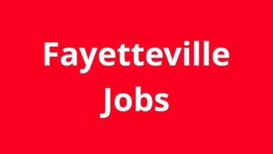 Jobs in Fayetteville GA