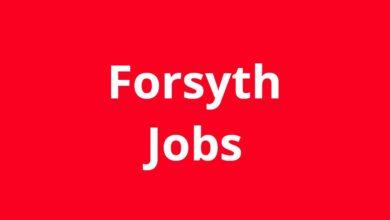 Jobs in Forsyth GA