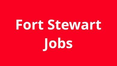 Jobs in Fort Stewart GA