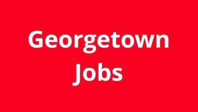 Jobs in Georgetown GA