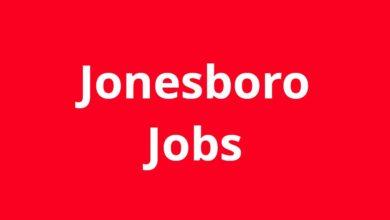 Jobs in Jonesboro GA