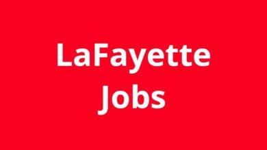 Jobs in LaFayette GA