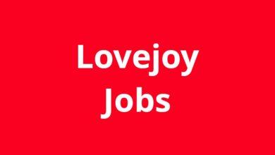Jobs in Lovejoy GA