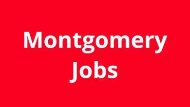 Jobs in Montgomery GA