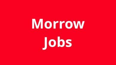 Jobs in Morrow GA