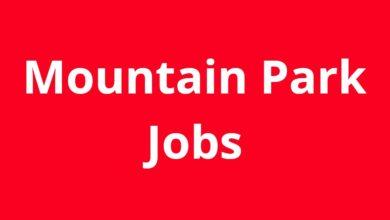 Jobs in Mountain Park GA