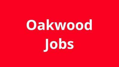 Jobs in Oakwood GA
