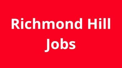 Jobs in Richmond Hill GA