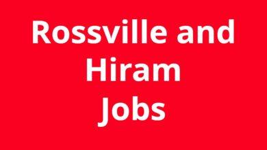 Jobs in Rossville and Hiram GA