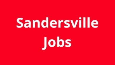 Jobs in Sandersville GA