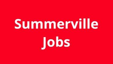 Jobs in Summerville GA