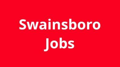 Jobs in Swainsboro GA