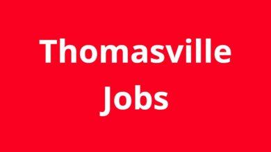 Jobs in Thomasville GA