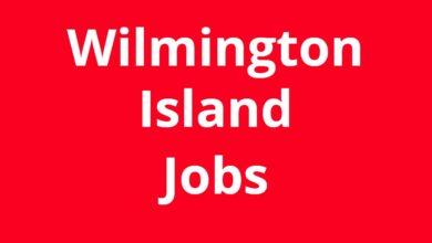 Jobs in Wilmington Island GA