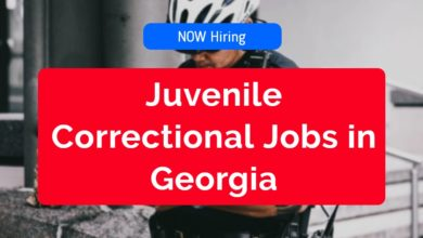 Juvenile Correctional Jobs in Georgia