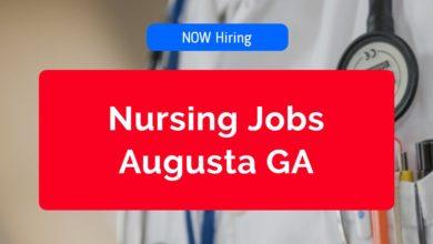 Nursing Jobs Augusta GA