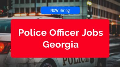 Police Officer Jobs in Georgia