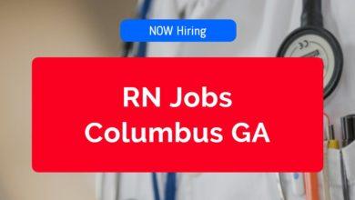 RN Jobs Columbus GA