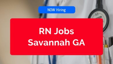 RN Jobs Savannah GA