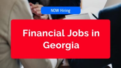 Financial Jobs in Georgia
